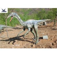 Buy cheap High Simulation Realistic Dinosaur Statues For Dinosaur Theme Park / Customizable product