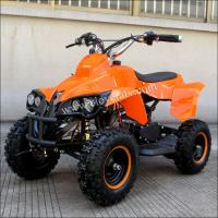 Buy cheap 2 Stroke Petrol Powerful 49CC Mini ATV Kids Quad Bike with Electric Start from wholesalers
