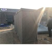 Buy cheap Welded Wire Mesh Gabion Box Bastion Sand Filled Type Beige Geotextile Cloth from wholesalers