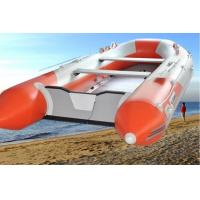 Buy cheap 6 Passenger (CE) Optioanl Floor Color Inflatable PVC Boat from wholesalers