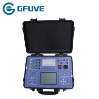 Buy cheap high voltage portable megger circuit breaker analyzer with USB port and printer from wholesalers