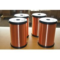 Buy cheap Polyesterimide Enameled Copper Wire Insulated Type For Transformers / Motors from wholesalers