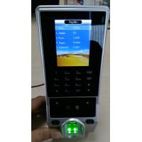 Buy cheap Face Recognition Time Attendance Machine With Fingerprint Reader , Palm Vein , product