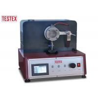 Buy cheap Touch Screen Protective Clothing Testing Equipment Synthetic Blood Penetration Tester from wholesalers