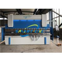 Buy cheap 125 Ton Hydraulic Press Brake , 4000mm Aluminum Sheet Bending Machine For Mild Steel from wholesalers