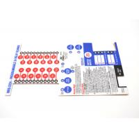 Light Weight Flat Face Plate With Non Tactile On Surface For Power Supply Controller