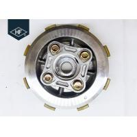 Buy cheap Titan Honda Motorcycle Clutch Kits, Silver / Black 150cc Clutch Disc Assembly from wholesalers