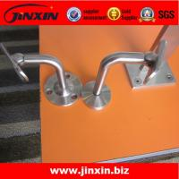 Buy cheap JINXIN stainless steel glass support bracket for stair handrail from wholesalers