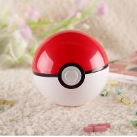 Buy cheap Newest 7cm dia Pokemon Ball Figures ABS Pocket Monster Toys for Kids from wholesalers