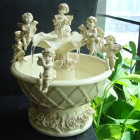 Buy cheap Water Vase Resin Fountain Home Decoration from wholesalers