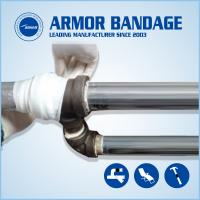 Buy cheap Oil and Plumbing Pipe Repairing Bandage Armor WrapCable Connection Cast Armored product