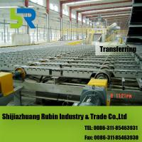 Buy cheap 15 million sq.m gypsum plasterboard production line from wholesalers