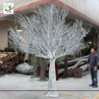 Buy cheap UVG DTR19 Imported Christmas Ornaments Plastic Trees Dried Tree Decoration china home from wholesalers