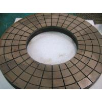 Buy cheap Metal Bond Segments Polishing Plate (11A2 6A2 12A2) from wholesalers