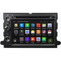 Buy cheap 2006 - 2010 Android Ford DVD Player Audio , Ford Explorer Radio GPS Navigation from wholesalers