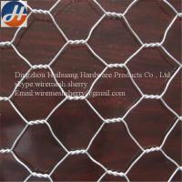 Buy cheap Green Plastic Coated Chicken Wire Fencing from wholesalers