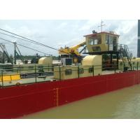 Buy cheap CSD Hydraulic Dredging Equipment , Sand Dredging Machine Submersible Pump from wholesalers