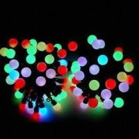 Buy cheap LED String Holiday Light, Made of PVC Line and PC Ball product