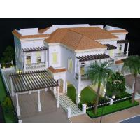 Buy cheap Portable 3DArchitectural Model Maker , Miniature Villa Project Planning Model from wholesalers