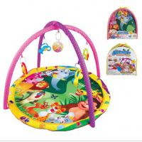 Buy cheap Forest Animal Happy Garden Baby Play Gym And  Mat Activity Toy And Floor Soft Foam Toddler Child Melodies Time from Wholesalers