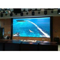 Buy cheap 8mm Pixel Pitch Big Size LED Display Boards , LED Curtain Wall Display Smooth Surface from wholesalers