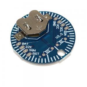 Buy cheap Real Time Blue Clock Module DS3231SN ChronoDot V2.0 I2C Diameter 3CM product