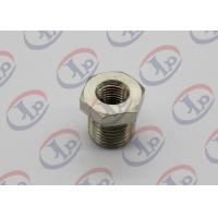 Buy cheap Nickel Plated Iron Bolt Custom Machined Parts With H11.8*12.45 Mm Size from wholesalers