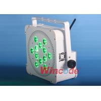 Buy cheap Free Logo Print Battery Powered Led Lights With Remote 5 / 9 Channels Epistar Led Chip from wholesalers
