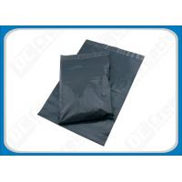 Buy cheap Recycled Polythene Envelopes Grey Mail Bags , Opaque Plastic Mailing Bags For Post Offices from wholesalers