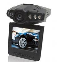 Buy cheap 2.5 Inch 1/4 CMOS Infra Red Vehicle HD Car Camera DVR Focus Lens With SD Card from wholesalers