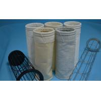 China Anti-static polyester filter bag 500gsm used in PCI dedusting system in complex steel plants on sale
