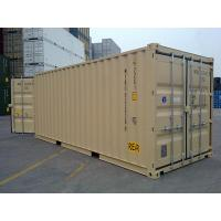 Buy cheap 20ft Dry Cargo Double Door Storage Container For Sea Transportation from wholesalers