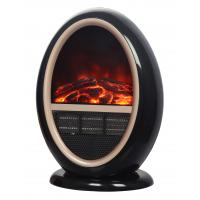 Buy cheap Oval Portable Flame Effect Electric Heaters TNP-2008I-G3 With CE Certificate from wholesalers