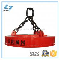 Buy cheap Scrap Magnetic Lifters Electromagnet Lifter Sale Equipped with Crane or Excavator from wholesalers
