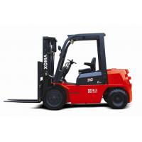 Buy cheap Diesel Powered Forklift Warehouse Lift Truck 3m Max Lifting Height With Low Noise from wholesalers