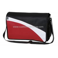 Buy cheap Durable Oxford Briefcase Shoulder Messenger Bag / Mens Document Bag Eco Friendly from wholesalers