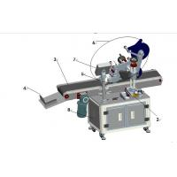 Buy cheap Automatic double header positioning type labeling machine from wholesalers