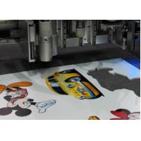Buy cheap Digital Sign Display Foam Cutting Machine CNC Cutter Plotter from wholesalers