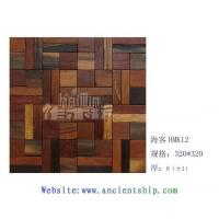 Buy cheap Drift Wood Mosaic Old Ship Mosaic Solid Wood Mosaic from wholesalers