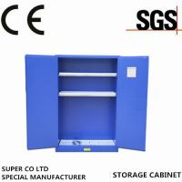 Buy cheap Hazardous Material Safety Corrosive Storage Cabinet For Trifluoroacetic Acids from wholesalers