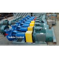 Buy cheap centrifugal pump sand pump solid control pump from wholesalers