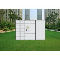 Buy cheap Outdoor Electronic Parcel Delivery Lockers Digital Parcel Boxes Parcel Deposit from wholesalers