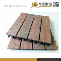 Composite decking tiles quality composite decking tiles for Capped composite decking prices