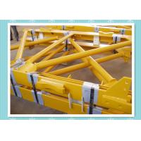 Buy cheap Potain L68B2 Mast section 2 x 2 x 3m for Potain Construction Tower Crane from Wholesalers