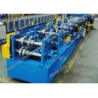 Buy cheap Automatic Ceiling Channel Roll Forming Machine , C Section Roll Forming Machine from wholesalers
