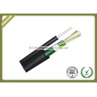 Buy cheap Figure 8 Self Supporting Outdoor Fiber Optic Cable For Aerial With Steel Tape from wholesalers
