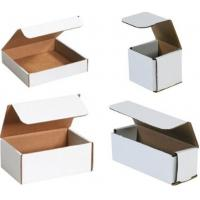 Buy cheap Personalised Corrugated Shipping Boxes Handmade Cardboard Gift Boxes from wholesalers