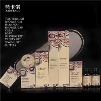 Buy cheap RANCRNUO wholesale superior quality hotel amenities set/ bath and body works hotel amenities from wholesalers