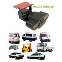 Buy cheap Dual Lens 1.3  Megapixel Vehicle Front / Rear View Hidden Cameras With Audio product