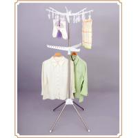 Buy cheap Portable Elegant Kitchen Towel Rack , Metal Hanging Clothes Rack for Children Coat from wholesalers